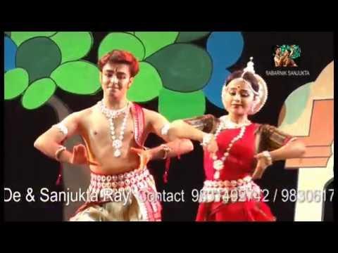 Durga Stuti - Odissi - Sabarnik De & Sanjukta Ray