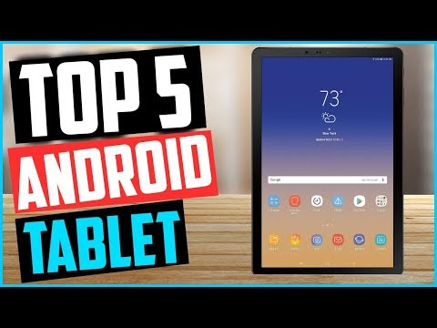 Top 5 Best Android Tablet In 2020