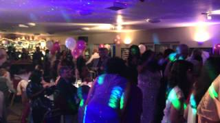 English & Indian Wedding In Chessington - London And Surrey DJ