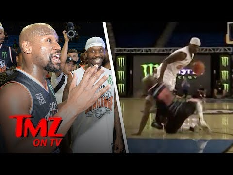 DJ Slab 1 - Floyd Mayweather Praises The Guy Who Dropped Him To The Ground