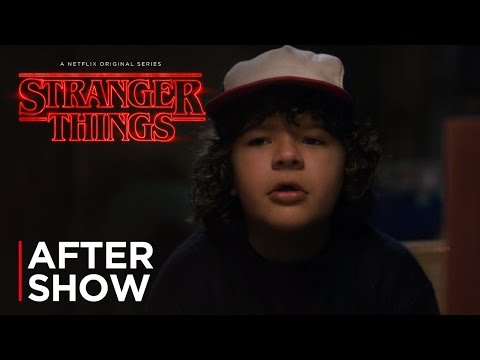Stranger Things After Show | Chapter Eight: Upside Down | Netflix