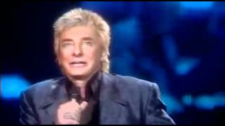 Barry Manilow Tryin to Get The Feeling Again Live