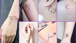60+ Genius Small Tattoos Designs  -  Inspirational Tattoo Ideas