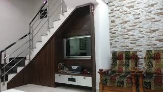 Duplex House || Best Plan Design On 600 Sq.ft