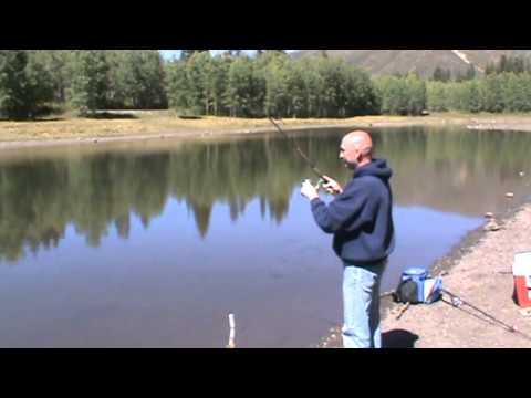 Fishing Payson Lakes Utah - Utah Outdoor Activities
