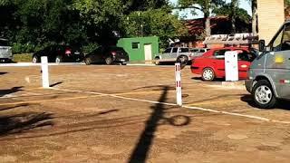 Cancela automática PPA de auto fluxo em Foz do Iguaçu