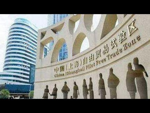 How far has the Shanghai Free Trade Zone gone 5 years after established?