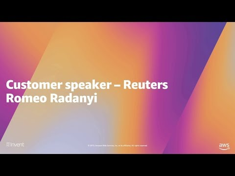 AWS re:Invent 2019: Best practises for Amazon S3 ft. Thomson Reuters (STG302-R2) - Long version