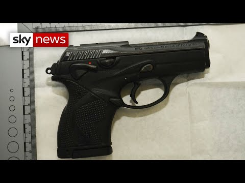 Gangland Britain: The UK's Most Prolific Gun
