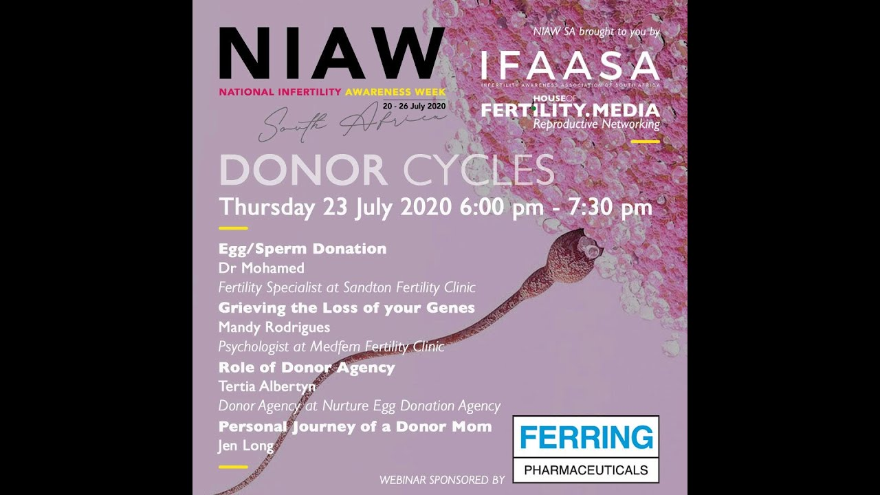 DONOR CYCLES NIAW WEBINAR 2020