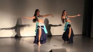 IV Festival de Dança do Ventre do Núcleo Ju Marconato - Dani Vieira e Jana Freitas