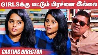 "Nithya Sriram | Casting Director ""சினிமாவானு துடப்பத்தாலயே அடிச்சாங்க"""