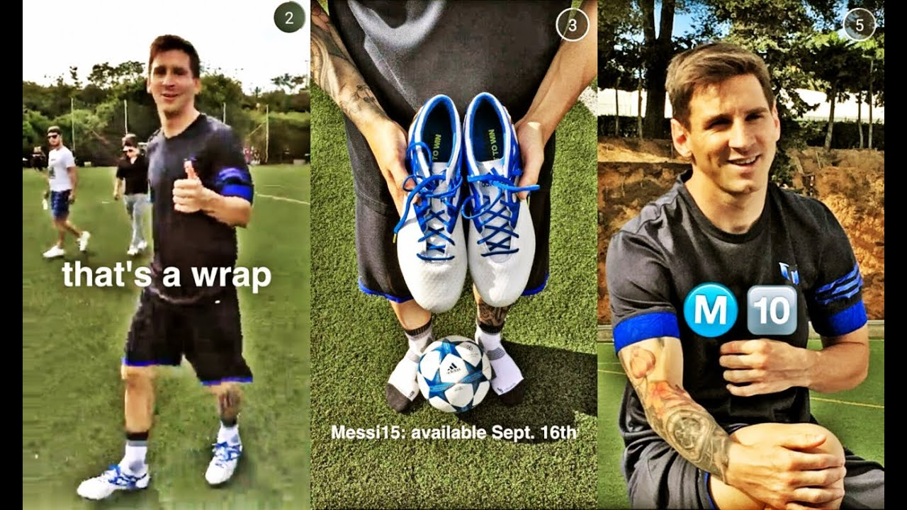 adidas messi boots 2016