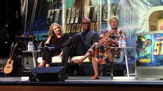 Video Gates McFadden, Michael Dorn, &  Denise Crosby download MP3, 3GP, MP4, WEBM, AVI, FLV Agustus 2018