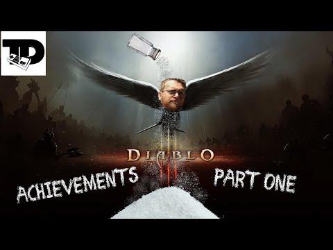 Worst Achievement In Diablo 3   Let's Be Salty - Bullsh!t Achievements In Diablo 3 Part 1