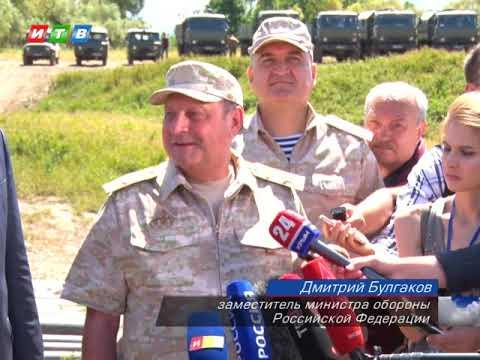 ТРК ИТВ: Глава Крыма запустил воду в Симферополь из Белогорска