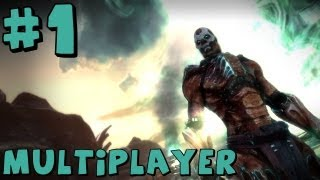 Starhawk - Multiplayer Gameplay - Part 1 - DUMB TEAMMATES