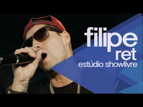 """Estilo livre"" - Filipe Ret, com part. Daniel Shadow no Estúdio Showlivre 2014"
