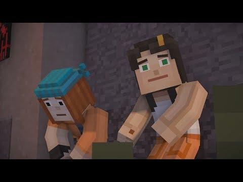 ONTSNAPPEN UIT EEN GEVANGENIS! - Minecraft: Story Mode Season 2 - Aflevering 8