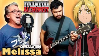 Adrián Barba - Melissa (Fullmetal Alchemist OP 1) cover latino YouTube Videos