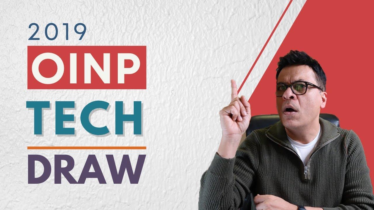 Ontario Immigration Nominee Program Oinp Tech Program 2019 Youtube