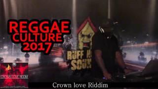 Culture Mix 2017 | Reggae Culture 2017 | Jah Cure  - Feddie McGregor - Tarrus Riley - Stafaband