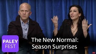 The New Normal - Ryan Murphy and Ali Adler On The End Season Surprises