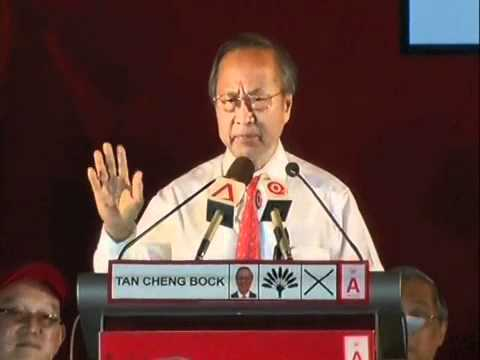 Tan Cheng Bock's Rally Speech, Singapore Expo, Aug 25