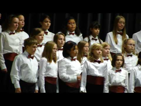 Collins Intermediate School Choir - Christmas 2009