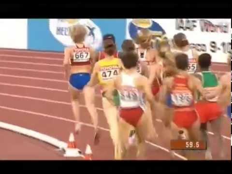 Допинг скандал 2008 года с российской женской сборной по лёгкой атлетики