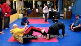Leg Takedown Variations/Penacook School Martial Arts
