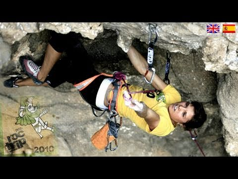Petzl RocTrip Mexico 2010 [english-español] Sport climbing in Mexico