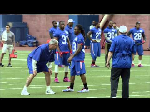 Mic'd Up: Rex Ryan at Bills training camp practice