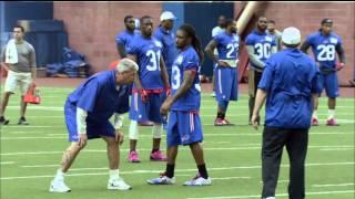 Mic'd Up: Rex Ryan at Bills training camp practice