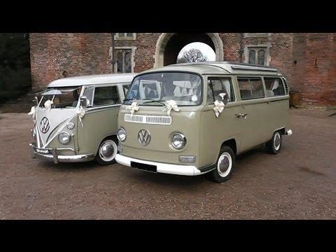 630949692c 1963 Volkswagen Camper (T2) Vans (with a 1969) - YouTube