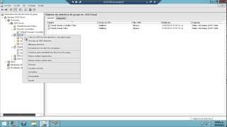 Windows Server 2012 R2 - Crear políticas de grupo (GPO)