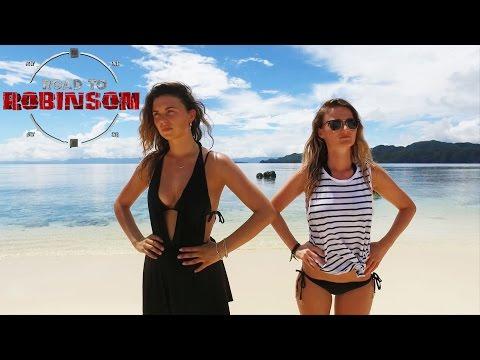 IK DOE MEE AAN THE ROAD TO ROBINSON!! | Extra