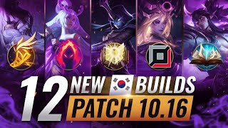 Baixar 12 NEW BROKEN Korean Builds YOU SHOULD ABUSE in Patch 10.16 - League of Legends Season 10