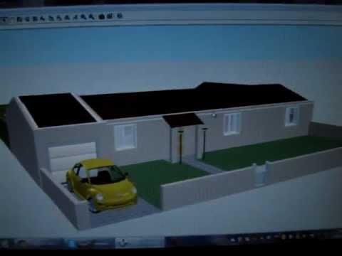 Maison Sur Sweet Home 3D