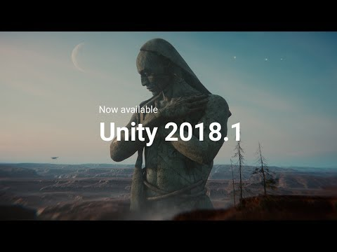 Unity 2018.1 - New Features