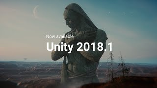 Unity 2018.1 - New Features...