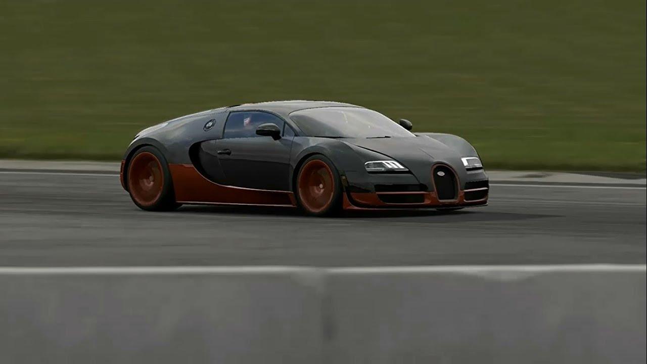 bugatti veyron super sport top gear track youtube - Bugatti Veyron Super Sport Top Gear Wallpaper