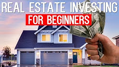 REAL ESTATE INVESTING FOR BEGINNERS 💰 How To Invest In Real Estate (5 Ways)