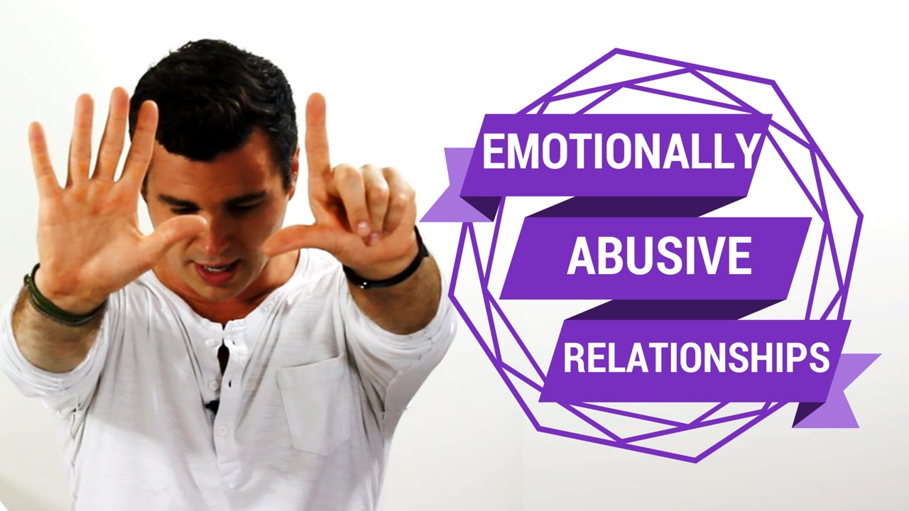 Signs of a verbally abusive relationship