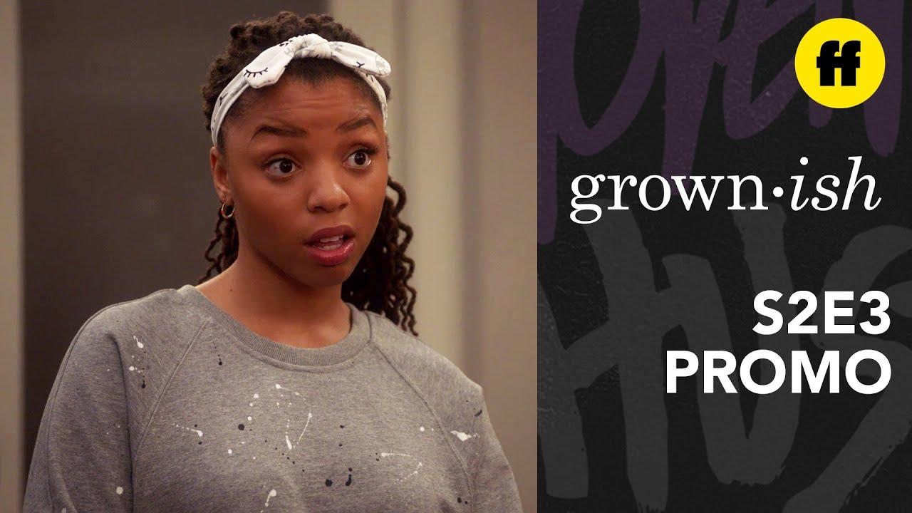 Download grown-ish | Season 2, Episode 3 Promo | Zoey Causes Drama