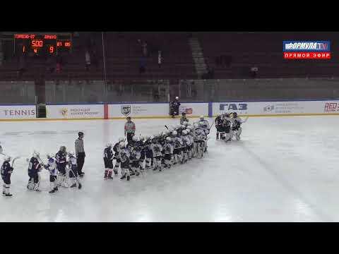 2019 11 09 Торпедо 2007 (Нижний Новгород) - Динамо 2007 (Казань)