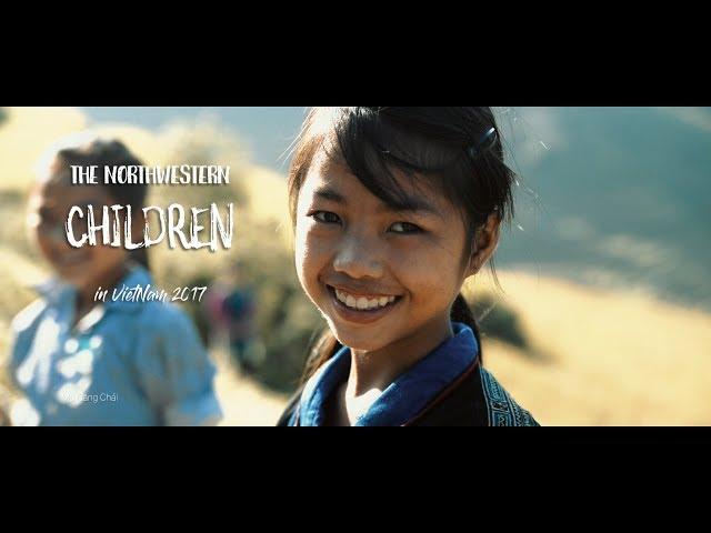 The NorthWestern Children in VietNam