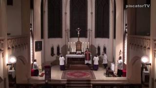 Feria IV Cinerum 1 - Introitus - Traditional Latin Mass