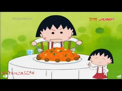 มารุโกะจัง ตอน  มารูโกะอยากโยนช้อน & ตอน วิถีแห่งวาซาบิ