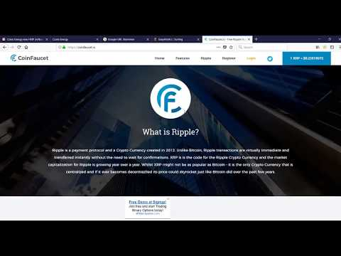 How to earn free Ripple XRP FAUCET And more coin ...